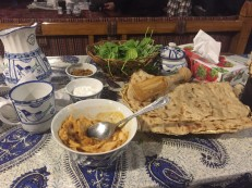 Traditional dizi stew